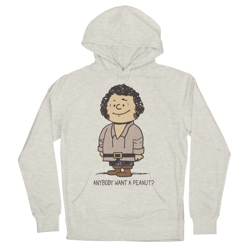 Anybody Want a Peanut? Men's Pullover Hoody by Nikoby's Artist Shop
