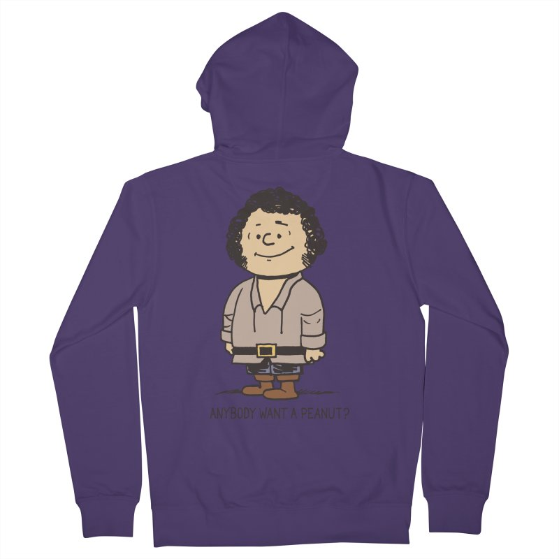 Anybody Want a Peanut? Women's Zip-Up Hoody by Nikoby's Artist Shop