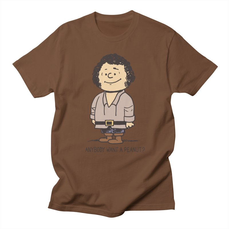 Anybody Want a Peanut? Men's T-Shirt by Nikoby's Artist Shop