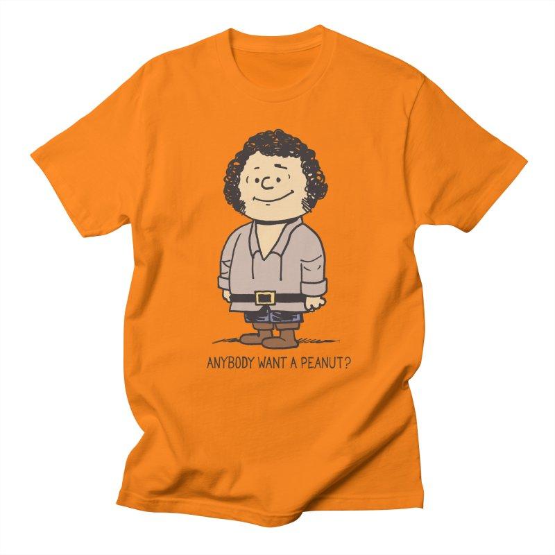 Anybody Want a Peanut? Men's T-Shirt by Nikoby's Artist Shop