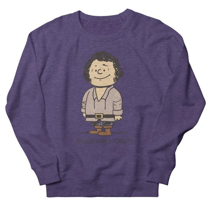 Anybody Want a Peanut? Women's Sweatshirt by Nikoby's Artist Shop