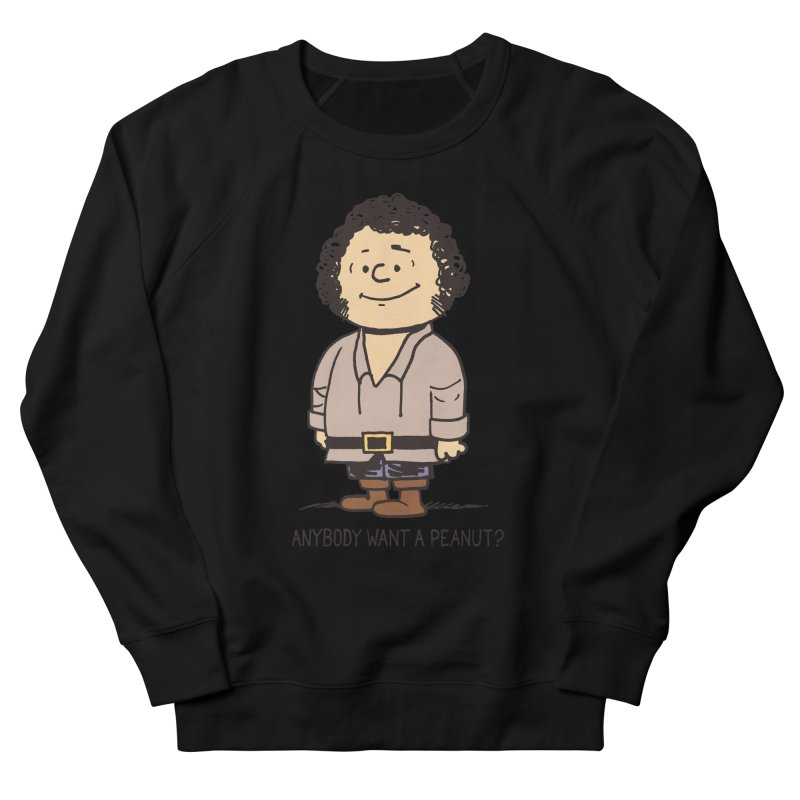 Anybody Want a Peanut? Women's Sweatshirt by Nikoby's Artist Shop