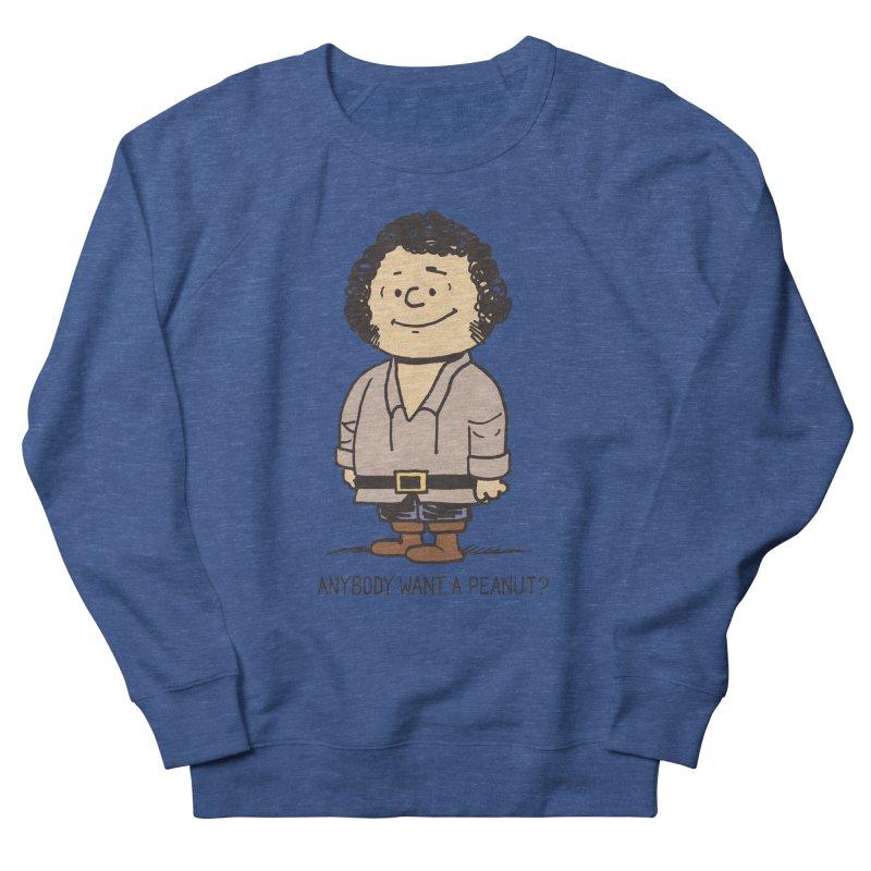 Anybody Want a Peanut? Men's Sweatshirt by Nikoby's Artist Shop