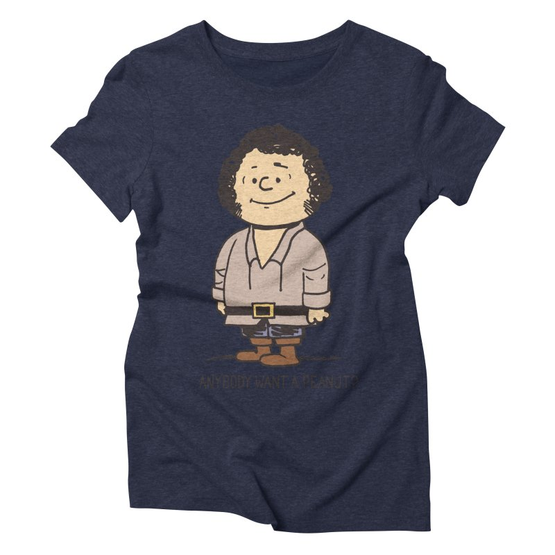 Anybody Want a Peanut? Women's Triblend T-shirt by Nikoby's Artist Shop