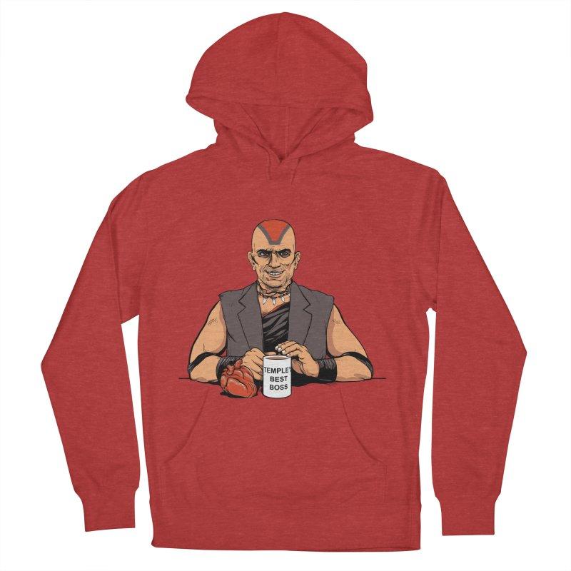 Temple's Best Boss Men's Pullover Hoody by Nikoby's Artist Shop