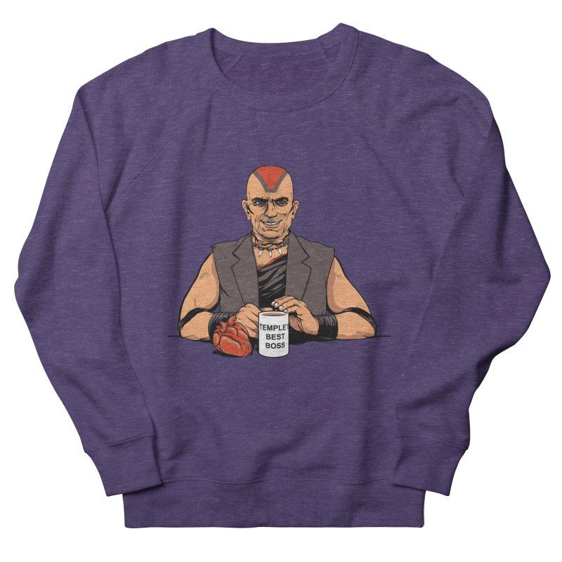 Temple's Best Boss Women's Sweatshirt by Nikoby's Artist Shop