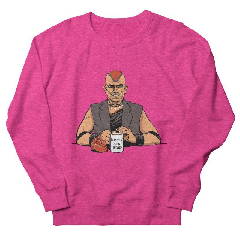 Temple's Best Boss Men's Sweatshirt by Nikoby's Artist Shop