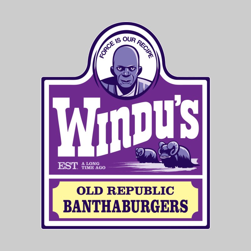 Old Republic Bantha Burgers by Nikoby's Artist Shop
