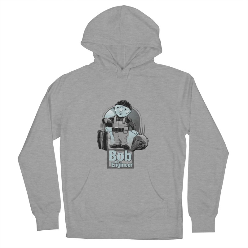 Bob the Engineer Women's Pullover Hoody by Nikoby's Artist Shop