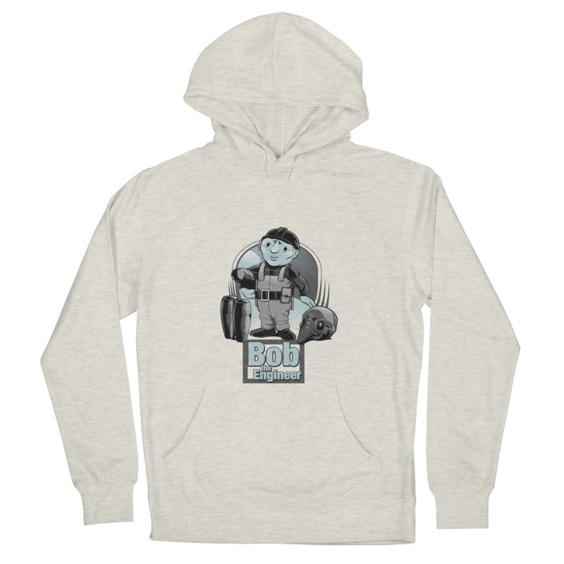 Bob the Engineer Men's Pullover Hoody by Nikoby's Artist Shop