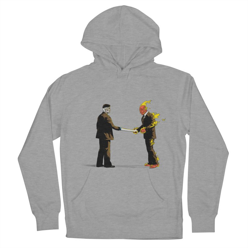 Wish You Were Fantastic Women's Pullover Hoody by Nikoby's Artist Shop