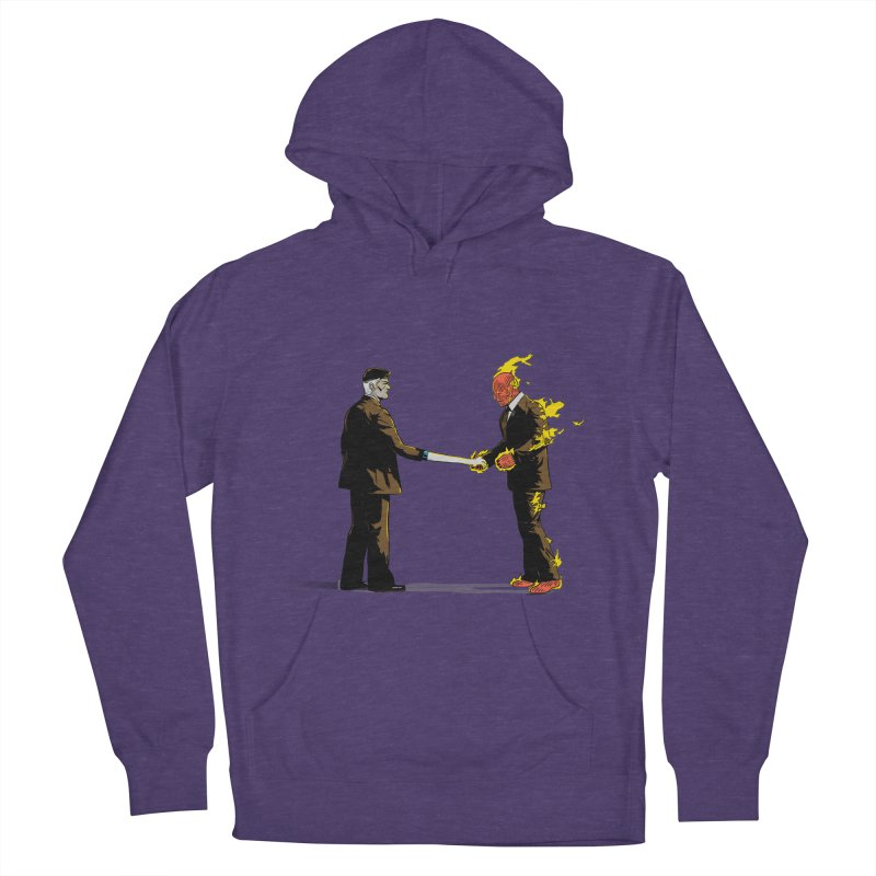 Wish You Were Fantastic Men's Pullover Hoody by Nikoby's Artist Shop