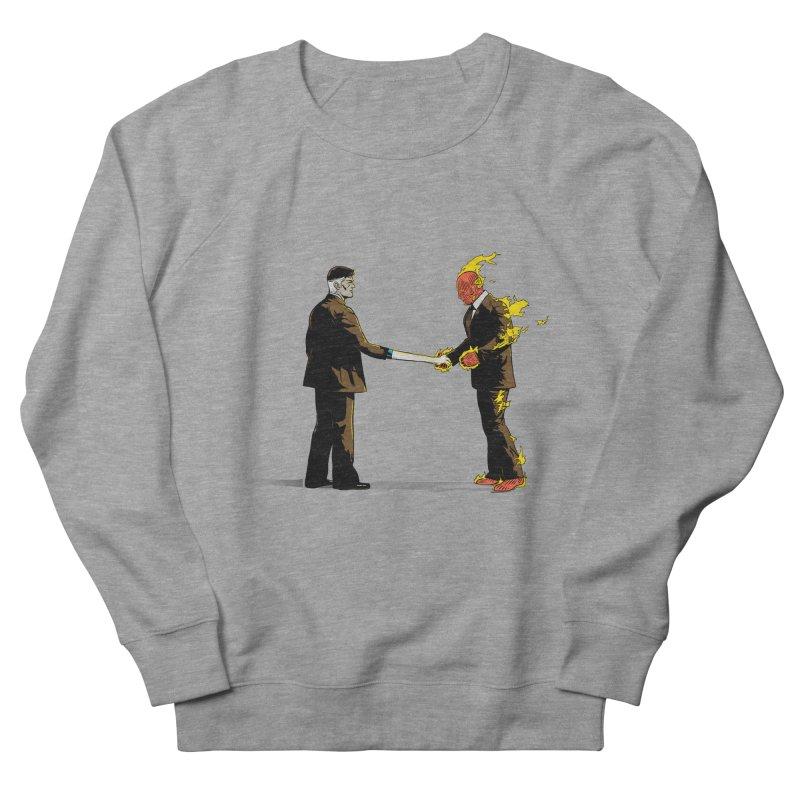 Wish You Were Fantastic Men's Sweatshirt by Nikoby's Artist Shop