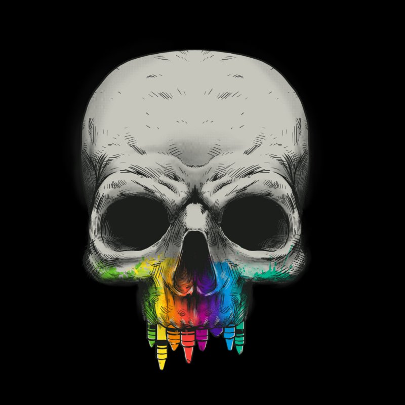 The Many Colors of Death None  by Nikoby's Artist Shop