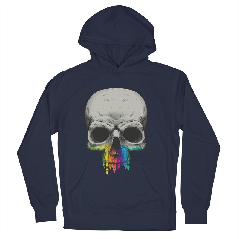 The Many Colors of Death Men's Pullover Hoody by Nikoby's Artist Shop