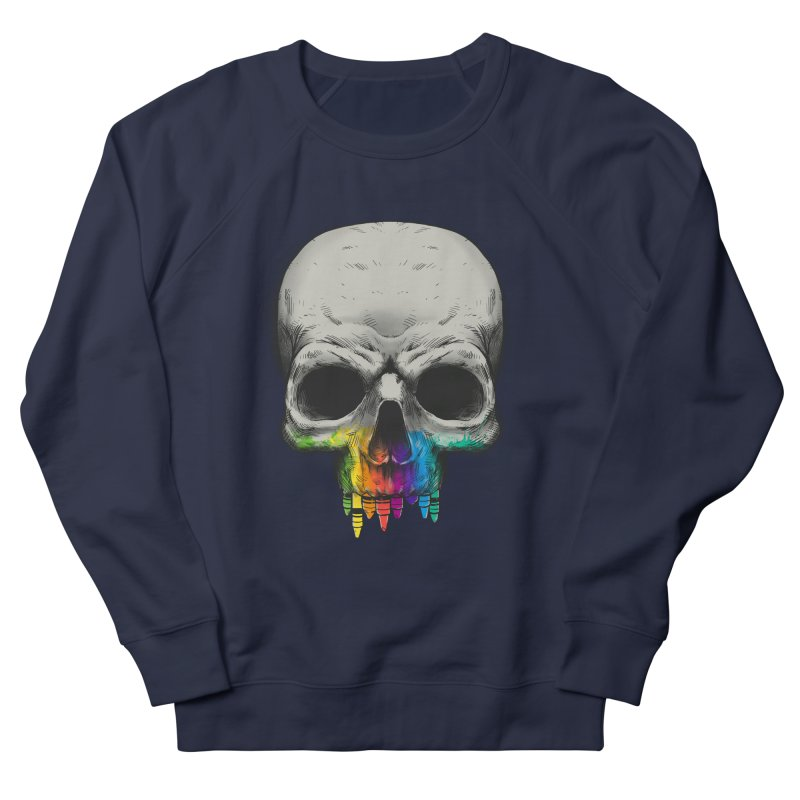 The Many Colors of Death Women's Sweatshirt by Nikoby's Artist Shop