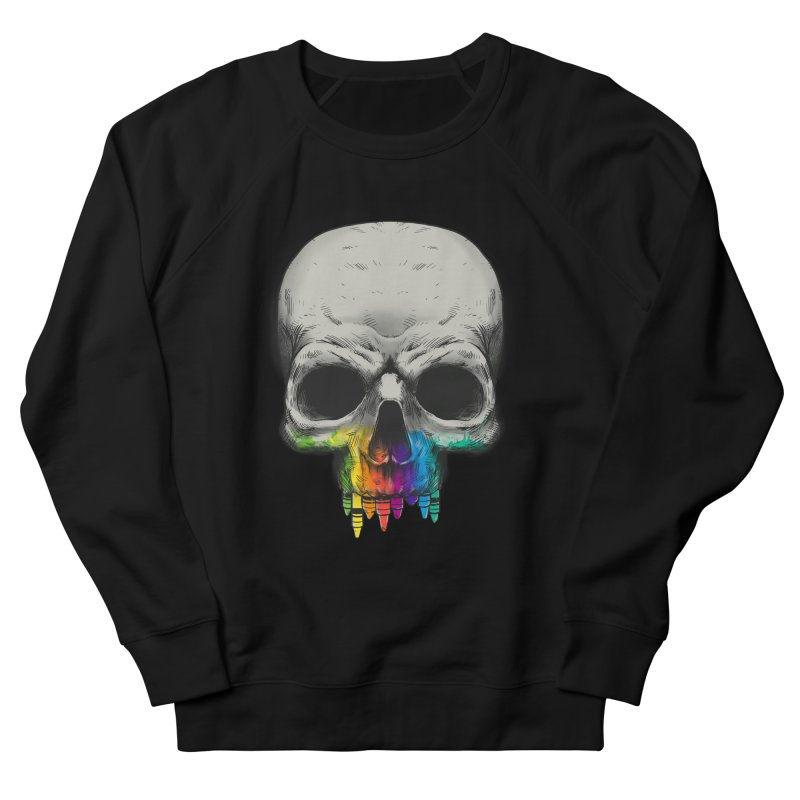 The Many Colors of Death Men's Sweatshirt by Nikoby's Artist Shop