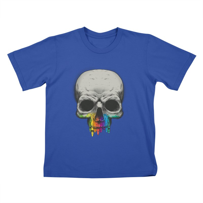 The Many Colors of Death   by Nikoby's Artist Shop