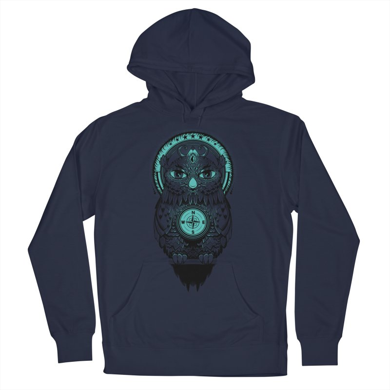 Guardian of the Lost Women's Pullover Hoody by Nikoby's Artist Shop