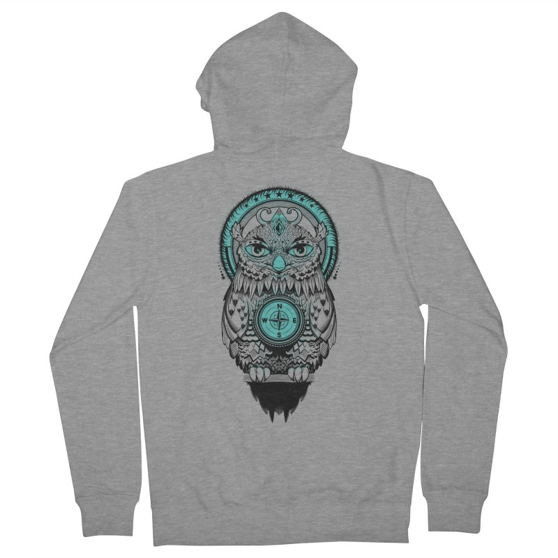 Guardian of the Lost Women's Zip-Up Hoody by Nikoby's Artist Shop