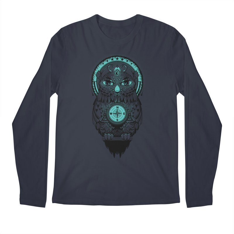 Guardian of the Lost Men's Longsleeve T-Shirt by Nikoby's Artist Shop