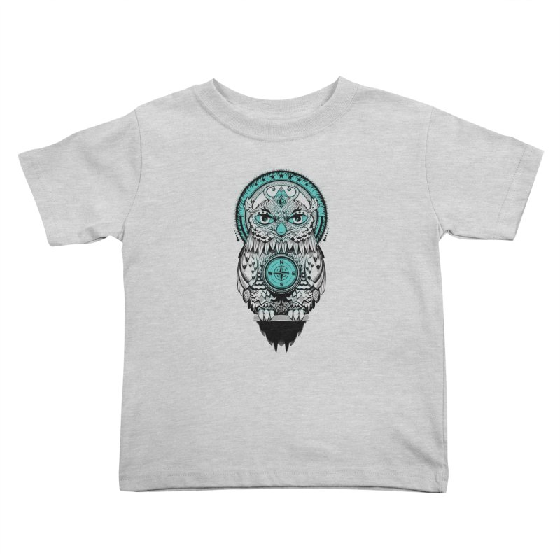 Guardian of the Lost Kids Toddler T-Shirt by Nikoby's Artist Shop