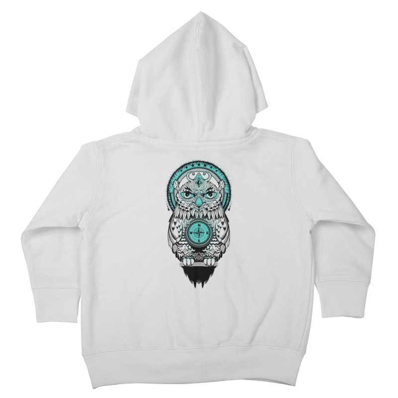 Guardian of the Lost Kids Toddler Zip-Up Hoody by Nikoby's Artist Shop