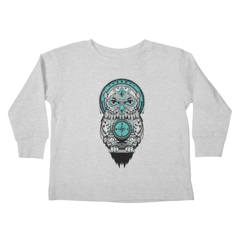 Guardian of the Lost Kids Toddler Longsleeve T-Shirt by Nikoby's Artist Shop