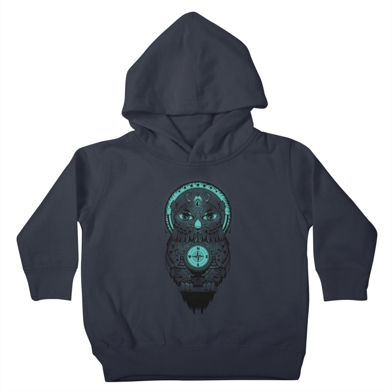 Guardian of the Lost Kids Toddler Pullover Hoody by Nikoby's Artist Shop