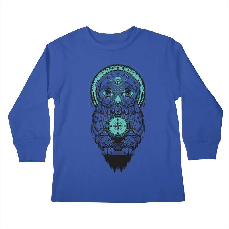 Guardian of the Lost Kids Longsleeve T-Shirt by Nikoby's Artist Shop