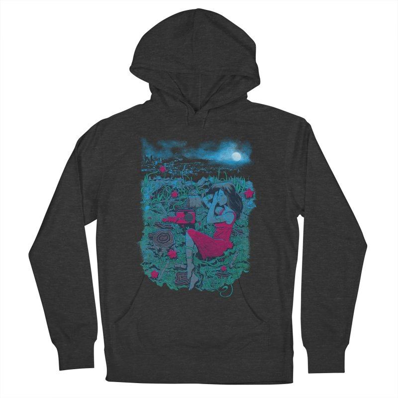 Escape Men's Pullover Hoody by Nikoby's Artist Shop