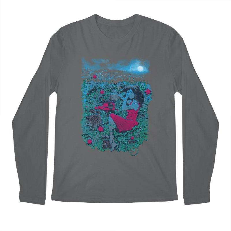 Escape Men's Longsleeve T-Shirt by Nikoby's Artist Shop