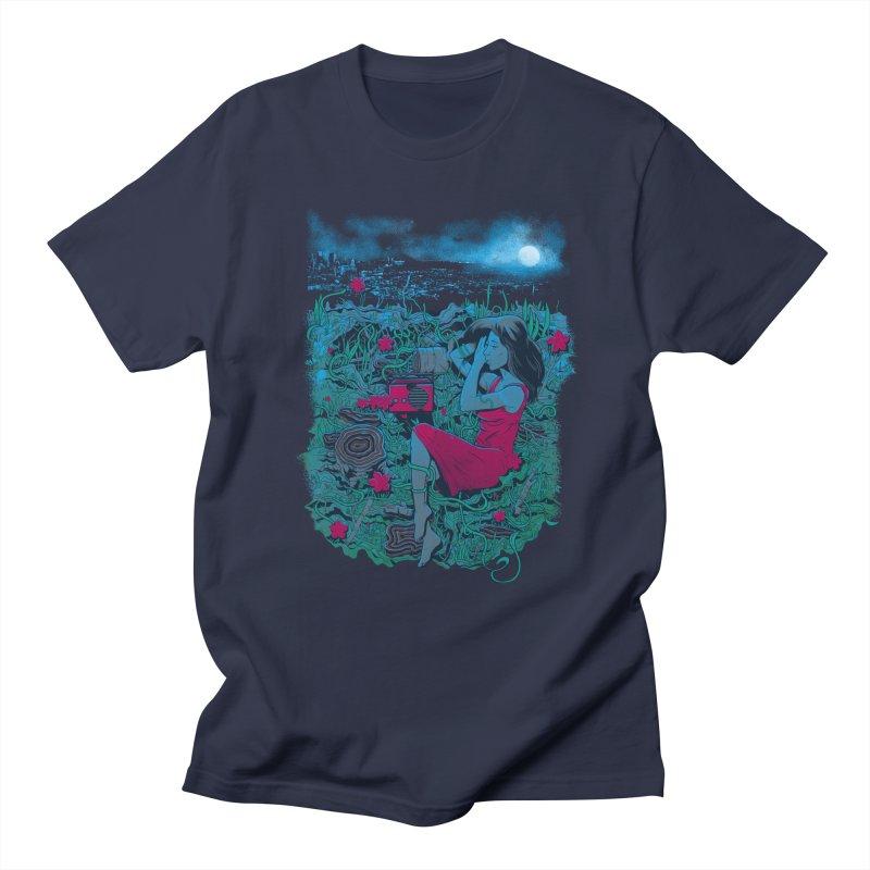 Escape Men's T-shirt by Nikoby's Artist Shop