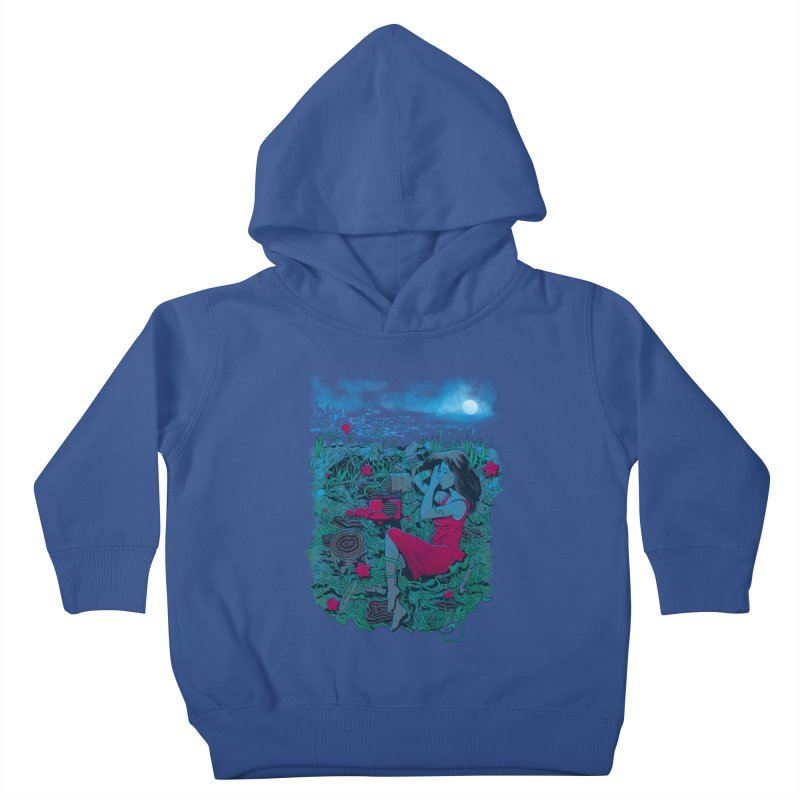 Escape Kids Toddler Pullover Hoody by Nikoby's Artist Shop
