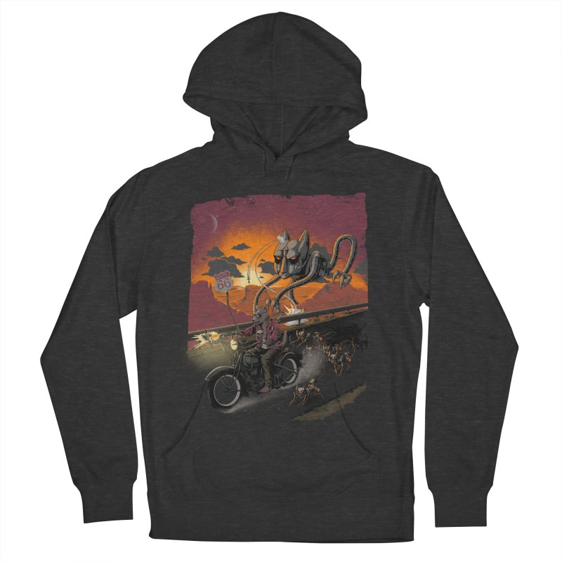 Every Dog Has its Day Men's Pullover Hoody by Nikoby's Artist Shop
