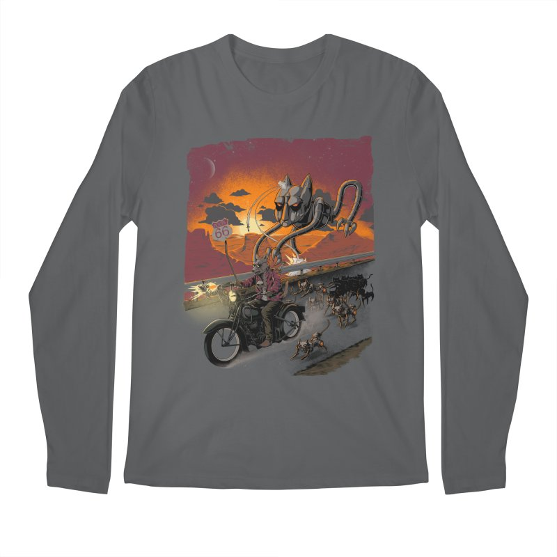 Every Dog Has its Day Men's Longsleeve T-Shirt by Nikoby's Artist Shop