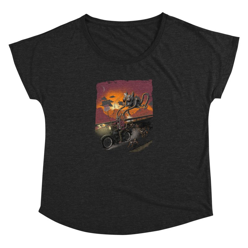 Every Dog Has its Day Women's Dolman by Nikoby's Artist Shop