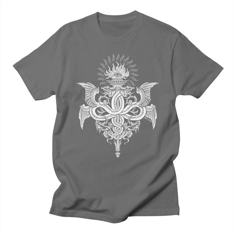 Demeter's Torch Men's T-Shirt by Nikol King's Artist Shop