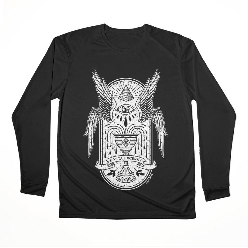 Desert's Mystery Men's Longsleeve T-Shirt by Nikol King's Artist Shop