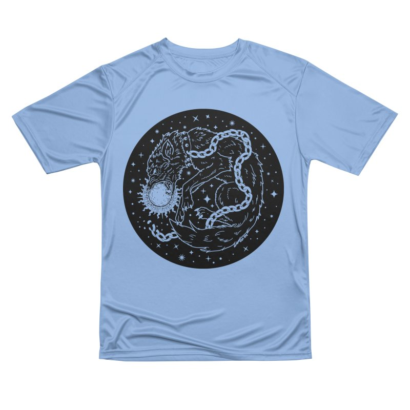 Devour The Light Women's T-Shirt by Nikol King's Artist Shop