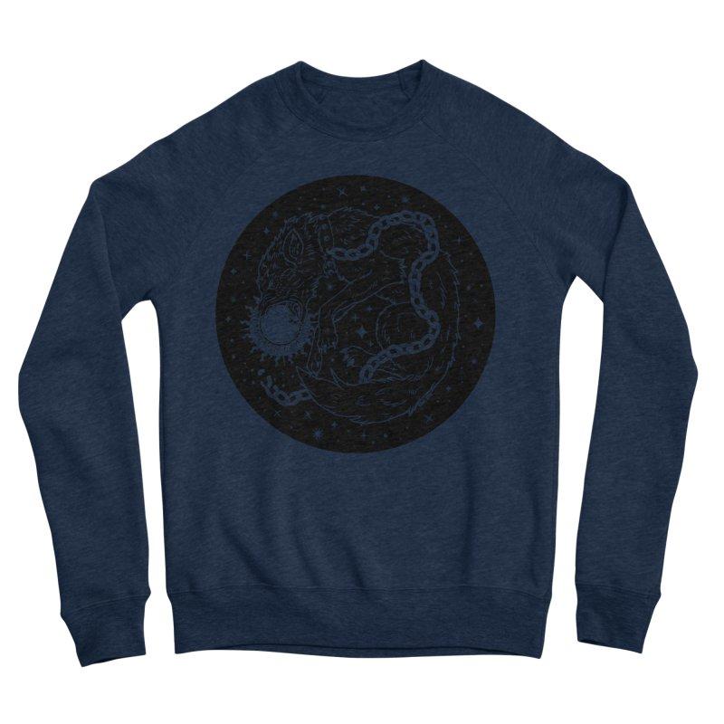 Devour The Light Men's Sweatshirt by Nikol King's Artist Shop