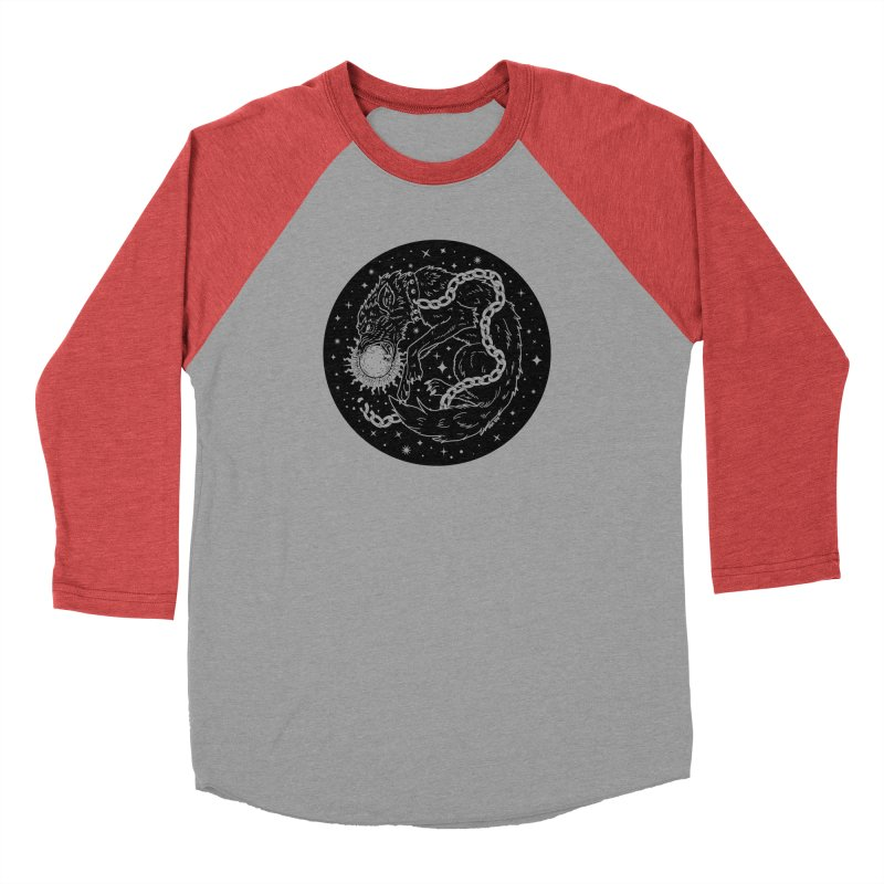 Devour The Light Men's Longsleeve T-Shirt by Nikol King's Artist Shop
