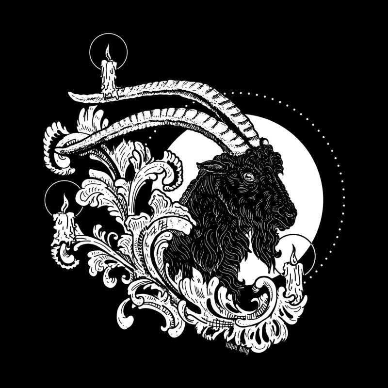 Julbok Men's Longsleeve T-Shirt by Nikol King's Artist Shop