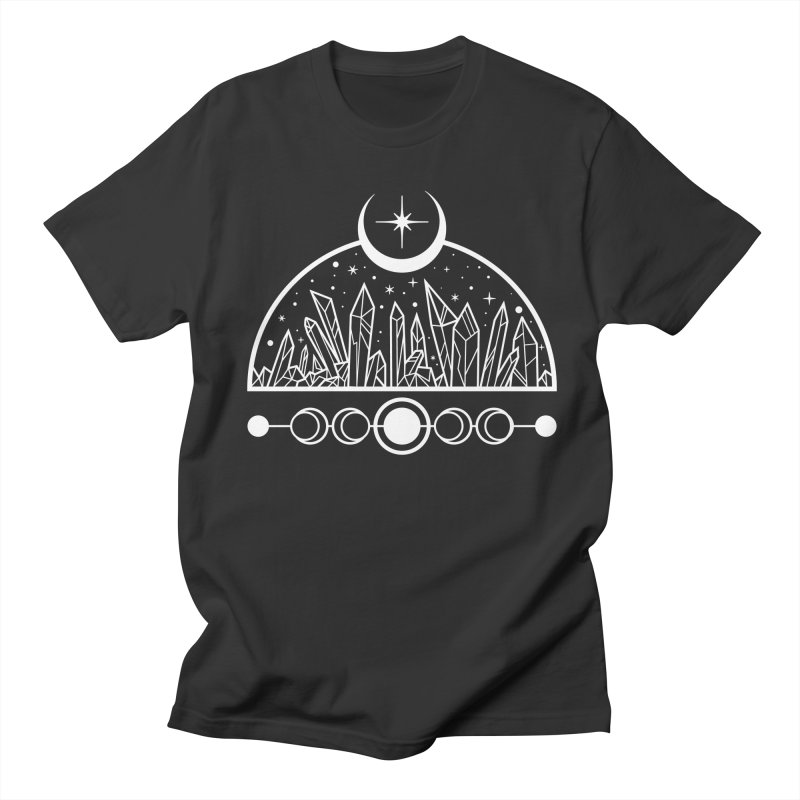 Light of the Moon Men's T-Shirt by Nikol King's Artist Shop