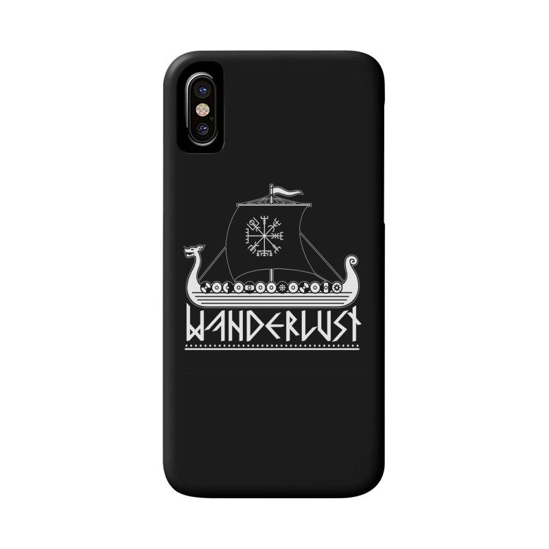 Wanderlust Accessories Phone Case by nikolking's Artist Shop