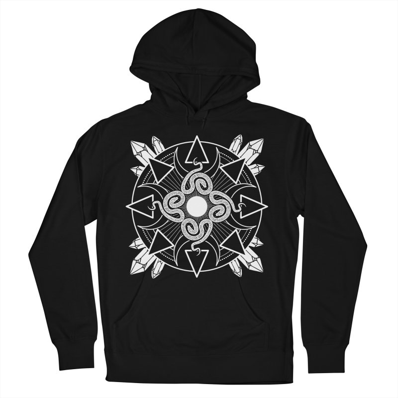 Serpent's Secret Men's Pullover Hoody by nikolking's Artist Shop