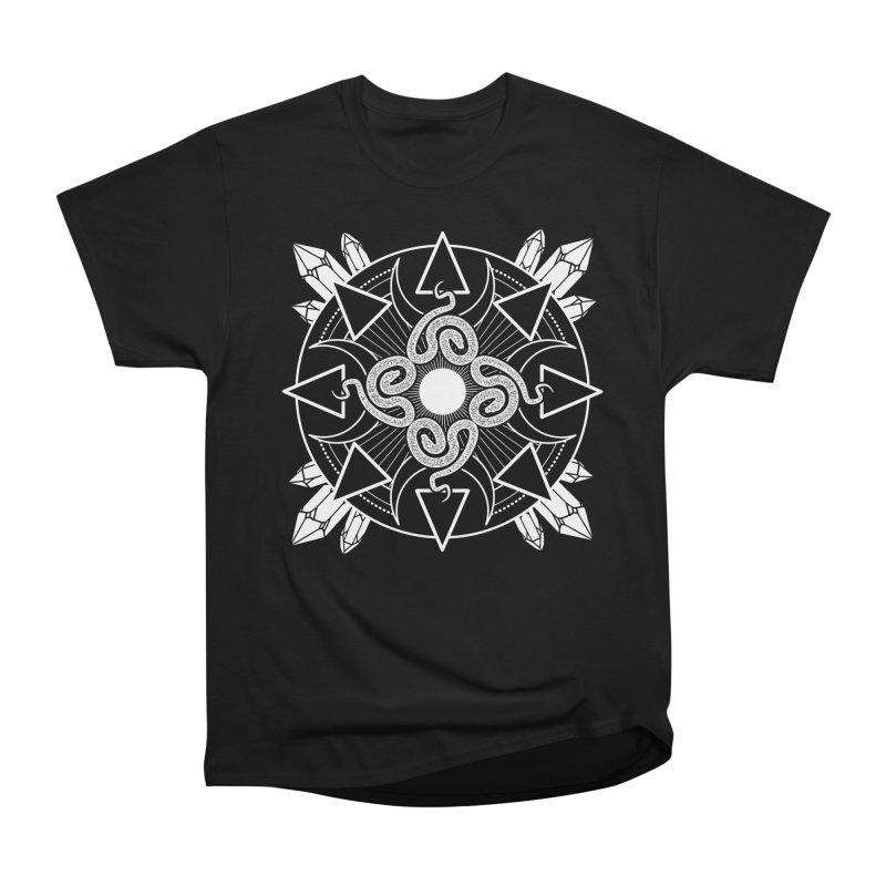 Serpent's Secret Men's Classic T-Shirt by nikolking's Artist Shop