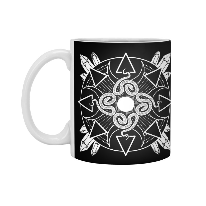 Serpent's Secret Accessories Mug by nikolking's Artist Shop
