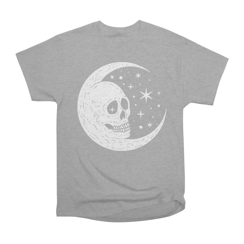 Cosmic Skull Men's Classic T-Shirt by nikolking's Artist Shop