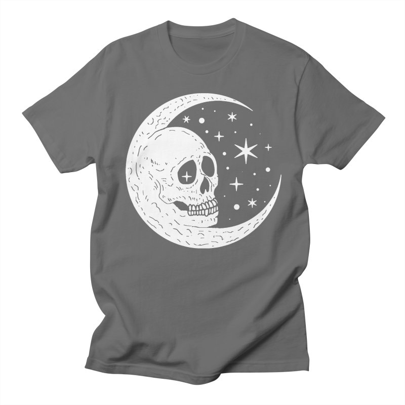 Cosmic Skull Men's T-Shirt by nikolking's Artist Shop